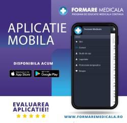 Aplicatia FormareMedicala.ro