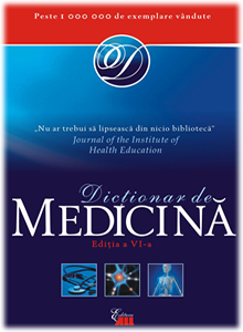 carte dictionar de medicina