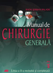 carte manual de chirurgie generala
