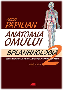 carte anatomia omului Papilian