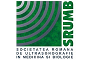 logo societatea romana de ultrasonografie in medicina si biologie
