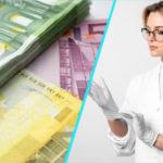 Angajatii din domeniul sanitar olandez vor fi premiati cu cate 1000 de euro