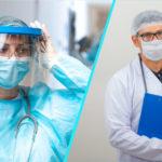 Studiu: Cei mai multi angajati din domeniul sanitar care au avut Covid-19, protejati in fata unei reinfectari