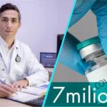 Valeriu: Gheorghita: 7 milioane de vaccinati pana la 1 august, un obiectiv realist